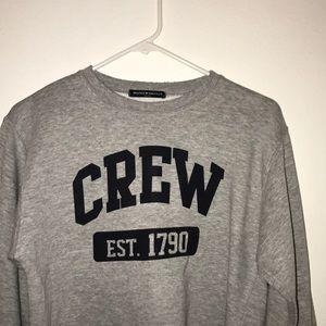 Brandy Melville Tops - brandy melville crew sweatshirt